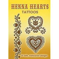 Henna Hearts Tattoos (Dover Tattoos)