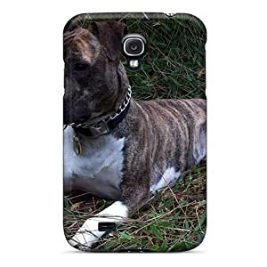 Galaxy S4 Case Bumper PC Skin Cover For Gorgeous Pit Bull Accessories