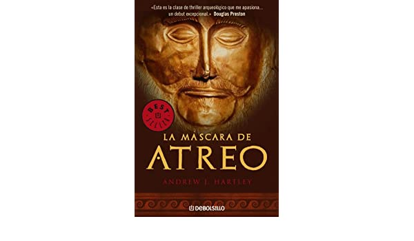 La máscara de Atreo (BEST SELLER): Amazon.es: A. J. Hartley, MARIA DEL MAR;RODRIGUEZ GONZALEZ, CONCEPCIÓN;DOMINGUEZ PALOMO, ANA ISABEL; RODRIGUEZ BARRENA: ...