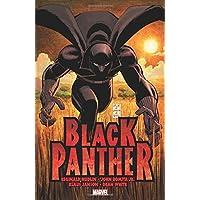 黑豹:谁是黑豹 英文原版 Black Panther: Who is the Black Panther 漫威漫画 Marvel Comics