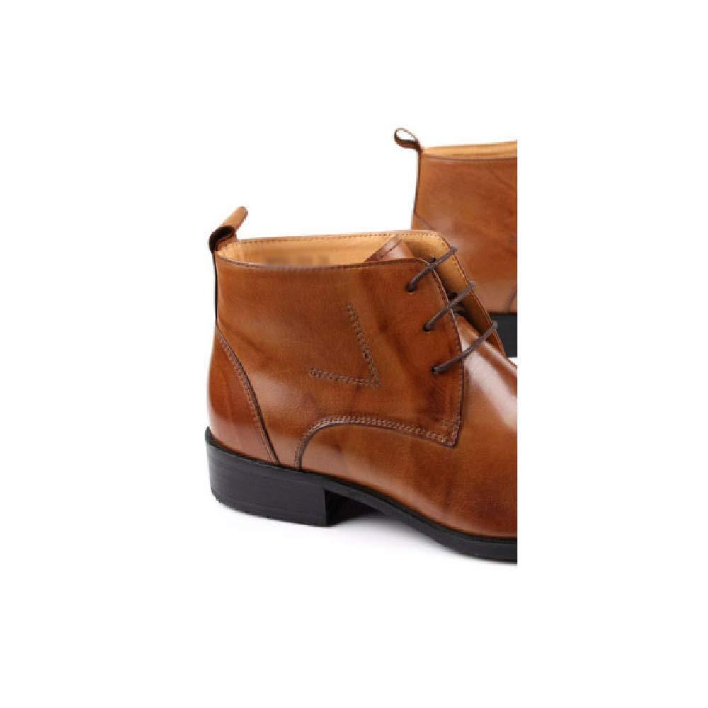 Herbst und Winter Winter Winter Herren Stiefel England Wies Koreanische Version Booties Outdoor Martin Stiefel Europäischen Version schwarz 18f03a