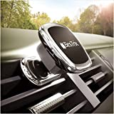 Magnetic car Mount Universal car Vent Phone Holder Compatible with All Smartphones and Mini Tablets by Bestrix
