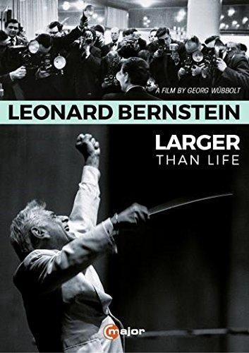 Leonard Bernstein: Larger Than Life (Leonard Bernstein Dvd)