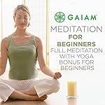 Full Meditation With Yoga Bonus For Beginners |  Maritza