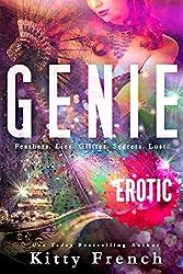 Genie: Glitter. Secrets. Lust. Erotic. (English Edition)
