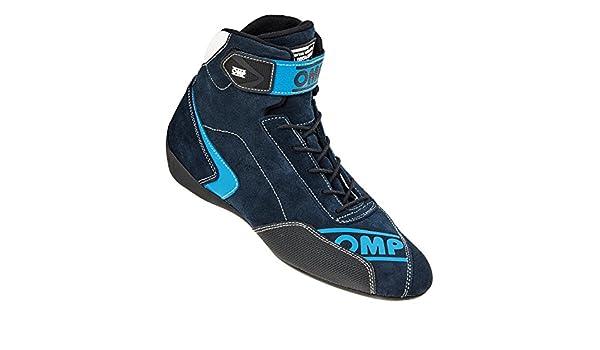 Amazon.com: OMP OMPIC/80924443 Premier Evo Navy Blue/Cyan Size 9: Automotive