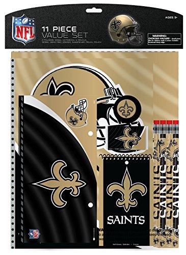 National Design NFL 11-Piece Stationery Set (New Stationery)