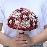 FYSTORE-Bride-Bridesmaids-Wedding-Bouquet-Crystal-Rhinestone-Pearl-Brooch-Bouquets-Hand-Holding-Flower-18cm7-inch