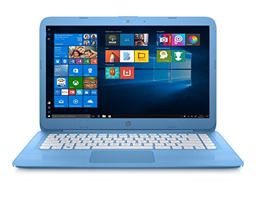 🥇 HP Stream 14-ax004nl Azul Portátil 35