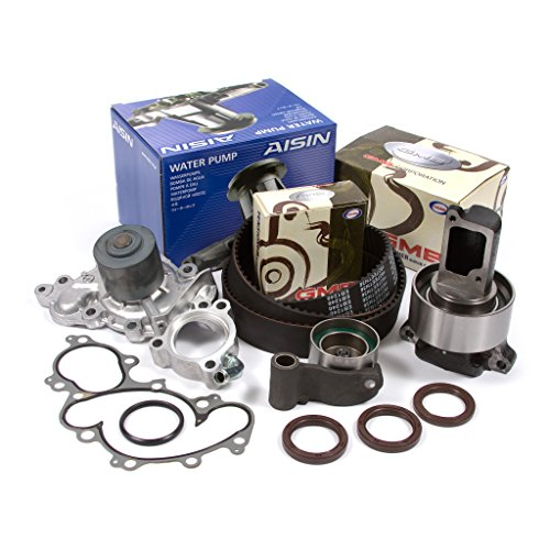 (Fits 93-95 Toyota 3.0 SOHC 12V 3VZE Timing Belt Kit AISIN Water Pump)