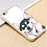 Cute Funny Dog Photo Art Print Mobile Phone Case Cover For Huawei Ascend Mate 7