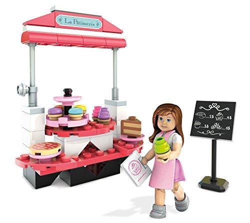 Mega Bloks American Girl Grace's Pastry Cart