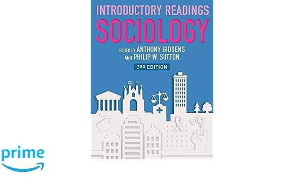 Ebook download giddens sociology