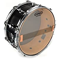 Musical Instrument Evans Clear 300 Snare Side Drum Head, 14 Inch Music Tool