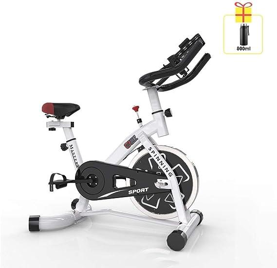 YUHT - Bicicleta de ejercicio para interior ultra-Silenciosa ...