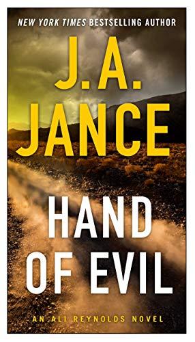 (Hand of Evil (Ali Reynolds Book 3))