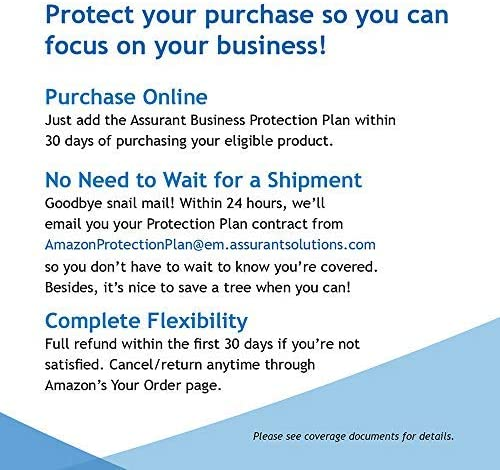 Assurant B2B 3YR Appliance Accident Protection Plan $75-99 51jh6ABsUFL