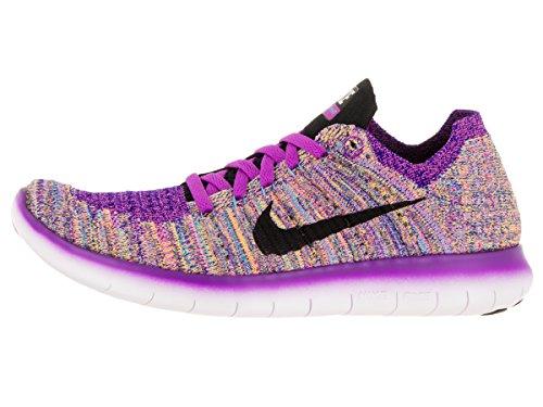 Wmns Flyknit gmm da cncrd RN Blk Violet Free Scarpe Bl Corsa Hyper Nike Porpora Donna FTHqdnRF