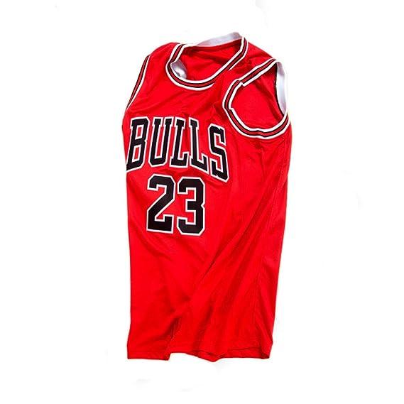 casual shoes best selling get cheap LJA Chicago Bulls Jersey Jordan 23# Maillot de Basket Gilet ...