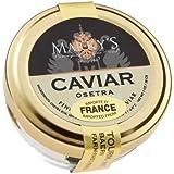 Marky's Farmed Siberian Osetra Caviar, Baerri from France - 1 oz