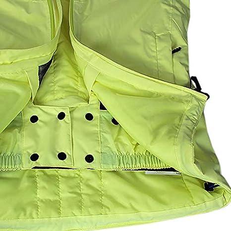 adidas Damen Coach Jacke Gr.42 gelb blau (A95776)
