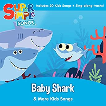 Baby Shark by Super Simple Songs on Amazon Music - Amazon.com