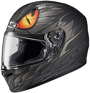 Hjc Fg 17 >> Amazon.com: HJC FG-17 Mamba Full-Face Motorcycle Helmet ...