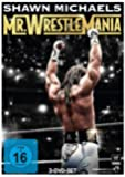 WWE - Shawn Michaels: Mr. Wrestlemania [3 DVDs]