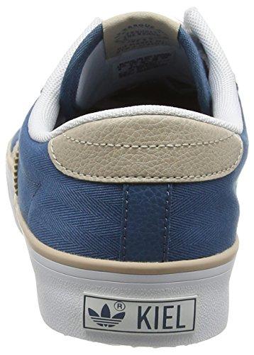 adidas Herren Kiel Sneaker Blau (Blanch Blue/Clay Brown/Ftwr White)