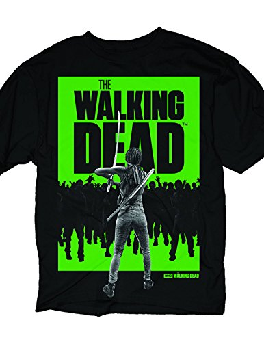 The Walking Dead Michonne Walker Mens Black T-Shirt