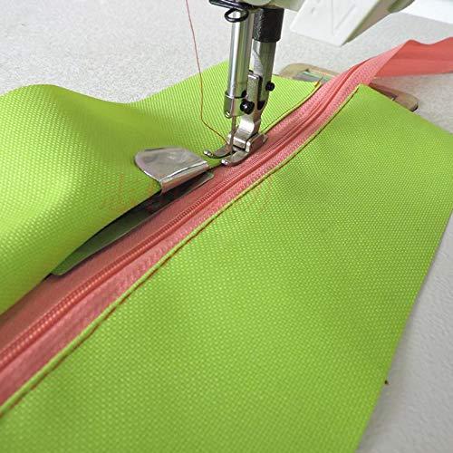 ShineBear SYNCHRONOUS CAR FLATCAR Industrial Sewing Zipper Bag Zipper Cylinder Side Cylinder Unit Hemming Zipper Pull Cylinder - (Color: 95mm) (Cylinder Unit)