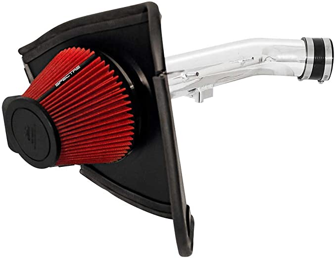 Spectre Performance Air Intake Kit: High Performance Desgined to Increase Horsepower and Torque: 2005-2019 TOYOTA Tacoma SPE-9056