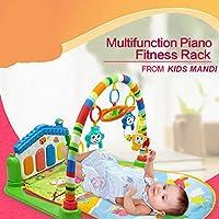 ids MandiTM Newborn Baby Multifunction Piano Fitness Rack With Music Rattle