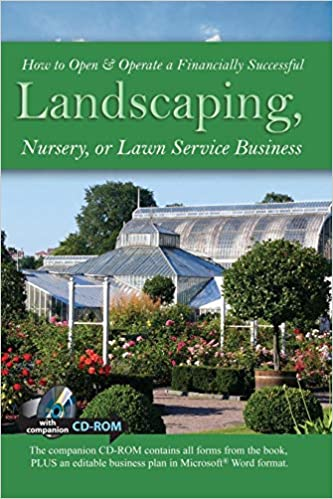 How To Open Operate A Financially Successful Landscaping