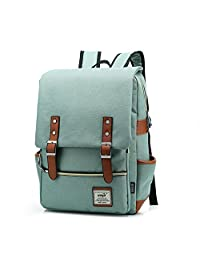"Advocator 14"" Laptop Bag Business Case Classic Daypack Bookbag Travel Backpack School Bag"