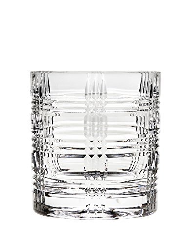 Drinkware Collection Crystal (Godinger Silver Art Brookfield Crystal Collection Double Old Fashioned Glasses (set OF 4))