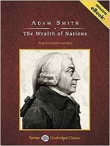New book on adam smith