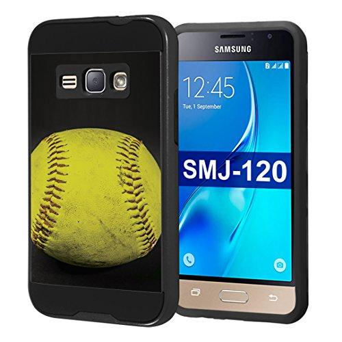 Slim Armor for Samsung Galaxy J1 (Yellow) - 8