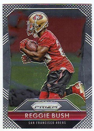 Football NFL 2015 Panini Prizm #39 Reggie Bush NM-MT+ 49ers