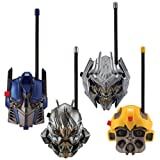 : Transformers 3 Powerhead Walkie Talkies (Styles May Vary)