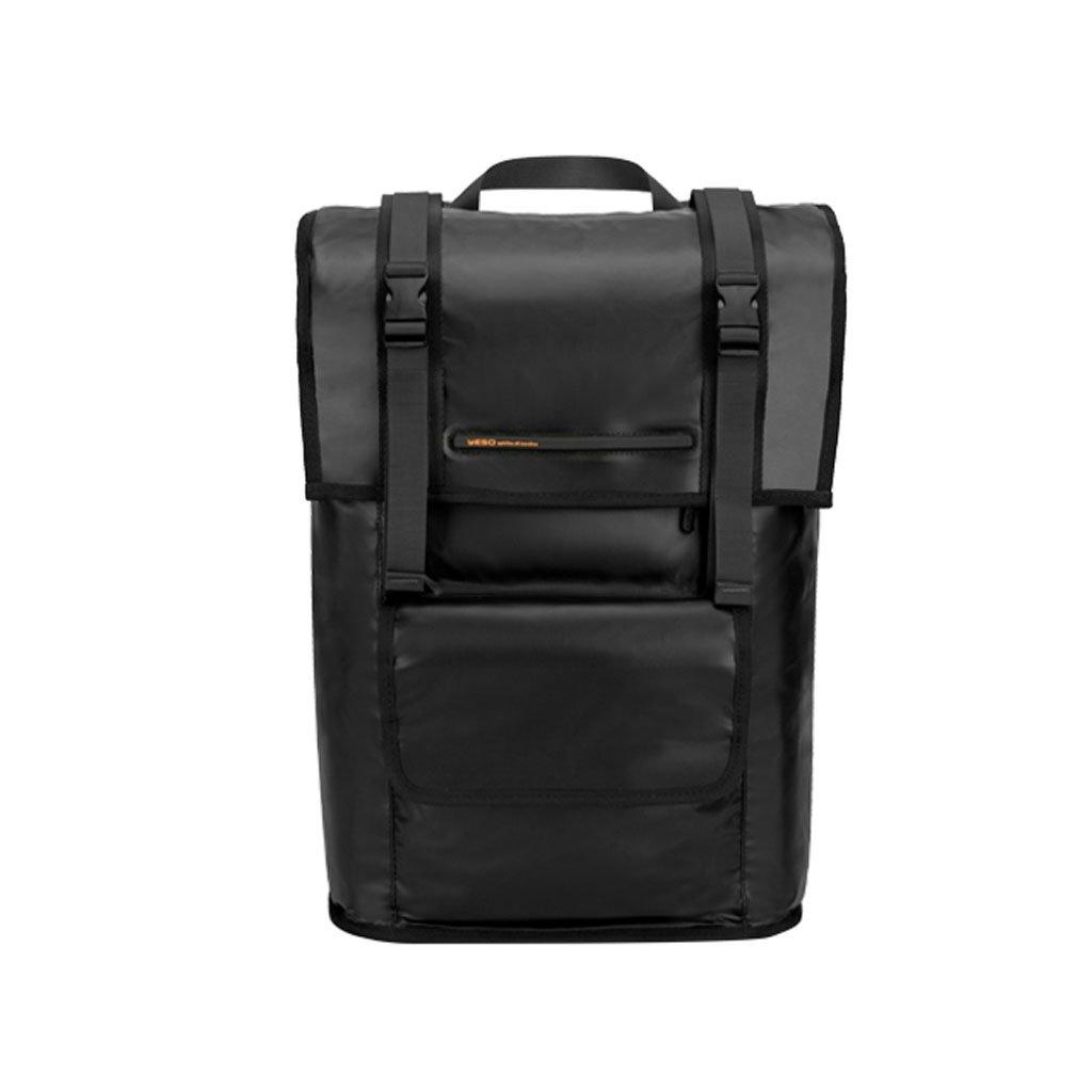 DS- スクールバッグ バックパックメンズショルダーバッグ大容量トラベルバックパックカジュアルビジネスファッショントレンドメンズバッグ&&   B07LBLHH2Z