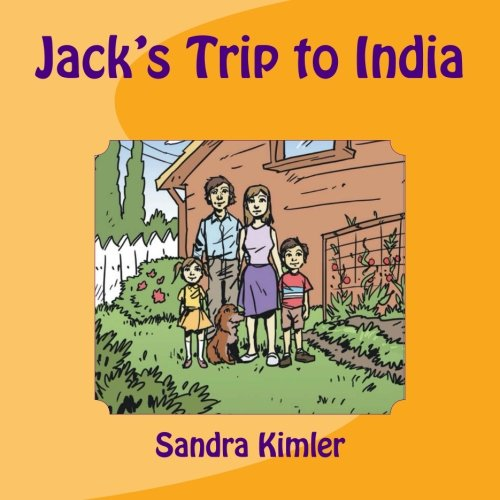Read Online Jack's Trip to India ebook