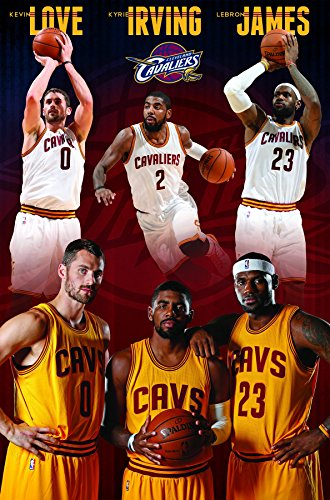 Trends International Cleveland Cavaliers Team Wall Poster 22