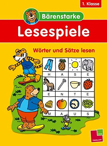 brenstarke-lesespiele-1-klasse-wrter-und-stze-lesen-grundschule