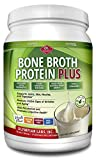 Olympian Labs Bone Broth Protein Plus with Added Probiotics and Digestive Enzymes For Sale