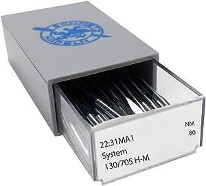 SCHMETZ Chrome Microtex Household Sewing Machine Needles, Size 80/12, Bulk