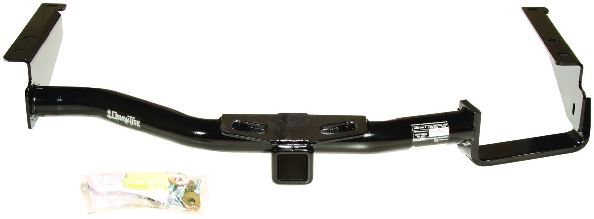 Draw-Tite 75153 Class III Max-Frame 2 Round Tube Receiver Hitch