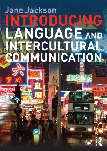 Introducing Language and Intercultural Communication Pdf