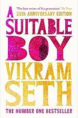 A Suitable Boy by Vikram Seth (2013-11-07) Paperback
