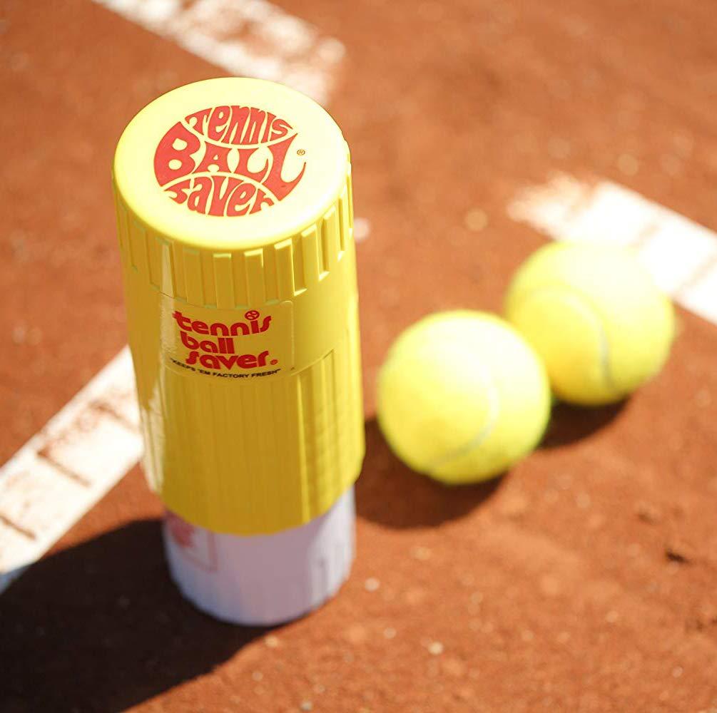 Bote presurizador de pelotas de Tenis y P/ádel. Tennis Ball Saver